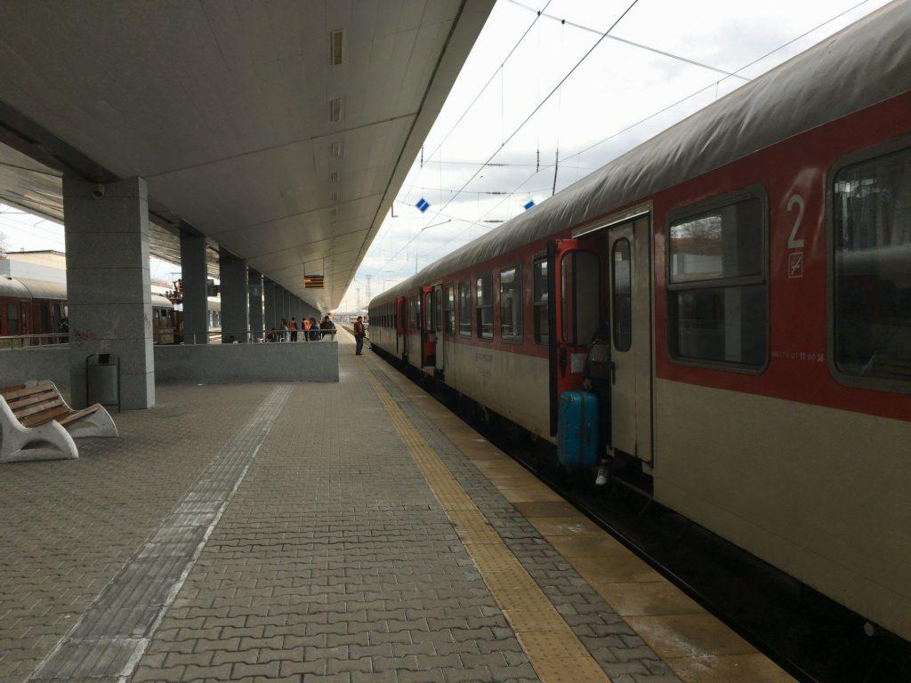 ソフィア中央駅