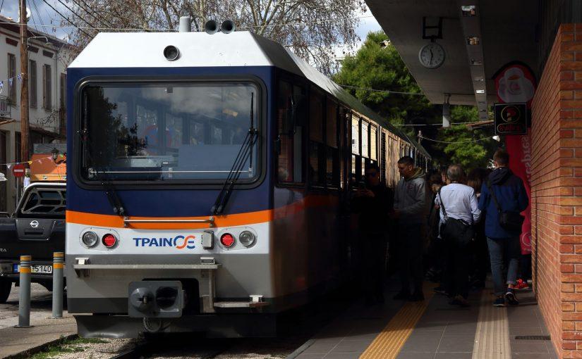 けみてつ欧州旅20 3日目 カラブリタの狭軌鉄道